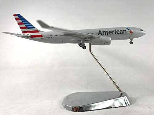 geminijets-american-airlines-airbus-a330-200-diecast-airplane-model-n290ay-with-chrome-stand-1400-sc