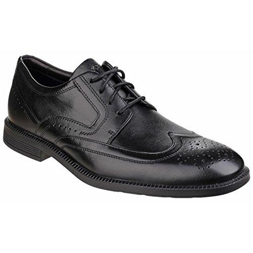 Rockport Dressports Modern Wingtip - Zapatos de vestir Hombre negro