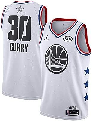 FDRYA Camisetas de Baloncesto para Hombre NBA # 30 Stephen ...