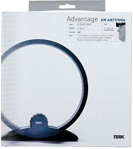 Terk Indoor AM Antenna Advantage