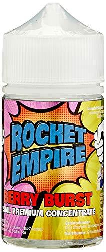 Rocket Girl Rocket Empire – Berry Burst, Shake-and-Vape zum Mischen mit Basisliquid für e-Liquid, 0.0 mg Nikotin, 15 ml