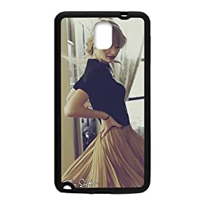 Elegant Beautiful Taylor Swift Design Plastic Case Cover For Samsung Galaxy Note3