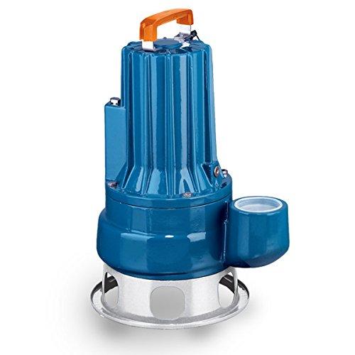 Pedrollo VXC 15C36M Professional Sewage 3'' Vortex Pump Cast Iron 3 Phase 1.5HP 230v