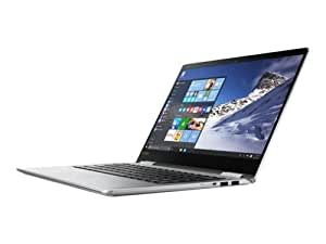 "Lenovo Yoga 710-14IKB - Portátil táctil convertible de 14"" FHD (Intel Core I5-7200U, 8 GB de RAM, 256G SSD, Nvidia GeForce 940MX con 2 GB, Windows 10) gris - teclado QWERTY español"