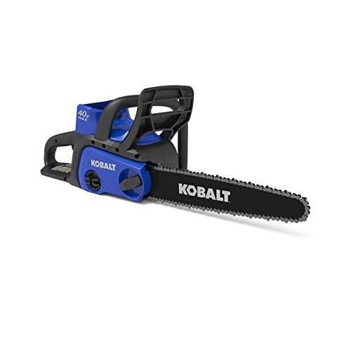 Kobalt 40-volt Max Lithium Ion 12-in Cordless Electric Chainsaw by Kobalt