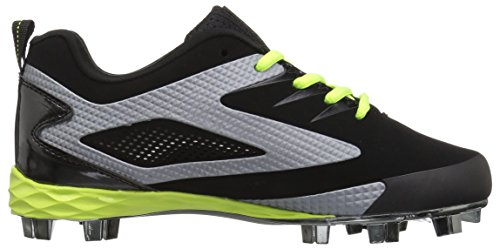 Kids' Baseball Capture Shoe Rawlings Black Volt wZ6YTxTq