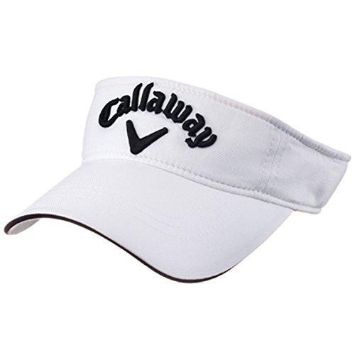 キャロウェイゴルフ Callaway Golf バイザー SMT TECH 14 JM ホワイト フリー