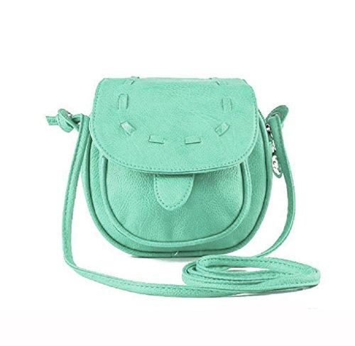 Malloom® Borsetta Tracolla Regolabile Delle Donne (Verde) (D)