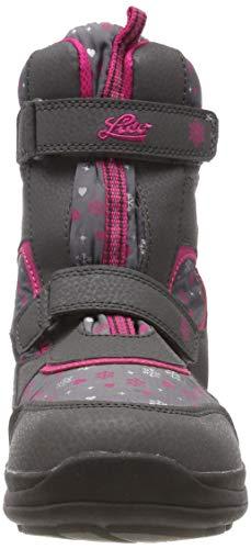 Lico V Grau Grau Grau Fiona Pink Schneestiefel Pink Damen rEf4n6gqr