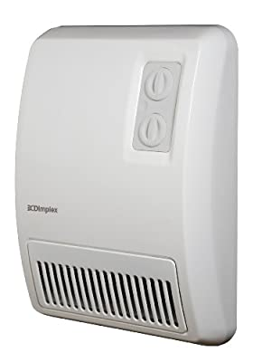 Dimplex EF12 2000-Watt Deluxe Wall-Mounted Fan-Forced Bathroom Heater