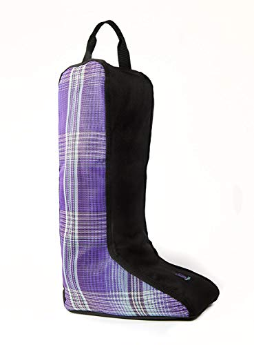 Kensington All Around Boot Carry Bag - Nylon Lining with Textilene Sides for Breathability - 22