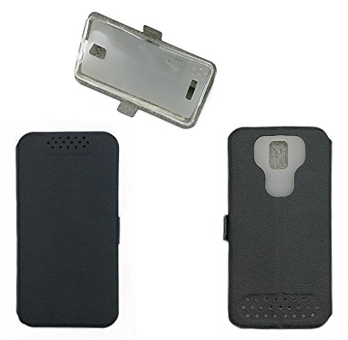 Case for Alcatel One Touch Pop Star 3G 5022 X 5022D Case Cover Black