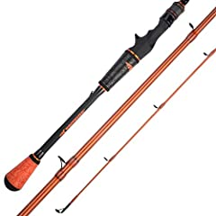 KastKing speed Demon Pro tournament Series fishing rods, elite carbon High modulus 1 pc blanks, Fuji guides & reel seats, Winn grip handles It wasn't long ago that you Made your fishing rod buying decisions based on length, action, power,...