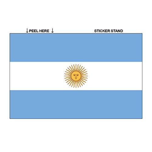 Argentina Argentinian Flag car bumper sticker 5