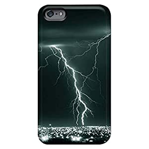 iphone 5c Specially phone case skin Perfect Design cover lightning storm