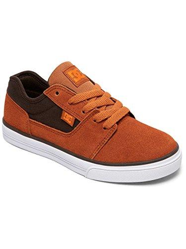 DC Shoes Tonik, Zapatillas Para Niños Brown