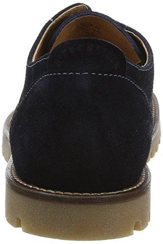 Birkenstock Gilford Low Herren - Zapatos de cordones derby Hombre Azul - Blau (Night Blue)