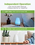 InnoGear Essential Oil Diffuser, Upgraded Diffusers