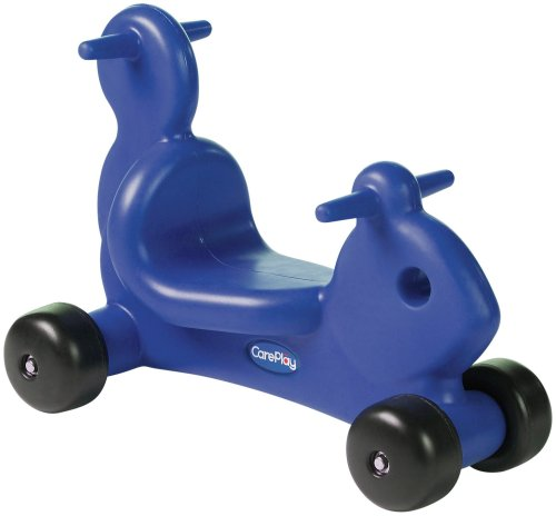 UPC 183317000045, Careplay Ride-On Play Squirrel Critter, Blue
