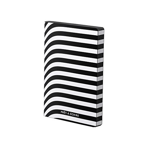 Nuuna Graphic L Luxury Dot Grid Leather Cover Notebook (Pret A (Notepad Graphic)