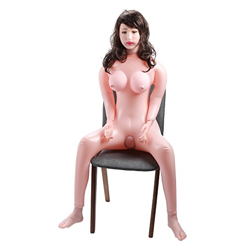 Y-NOT Inflatable Sexy Lady Sex Love Doll Male Masturbator Doggy Style Big Breast 3 Entrances Vagina Oral Anal Sex-toys by Y-Not