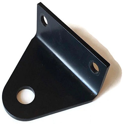 ECOTRIC Universal Zero Turn Mower Trailer Tow Hitch 3