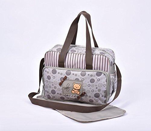 Grand sac à langer imperméable - Sac de maternité - 2160