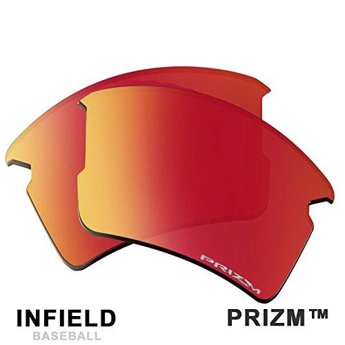 Oakley Flak 2.0 XL Prizm Replacement Lens Flak 2.0 XL / Prizm - Prizm Infield Oakley