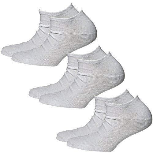 Ensemble Pour Unicolore De Femmes Paire Chaussettes 2000 6 Esprit Blanc Baskets w1OpPq6a