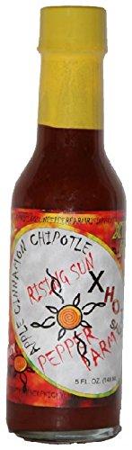 X-Hot Apple Cinnamon Chipotle gourmet hot sauce 5oz (Apple Chipotle)