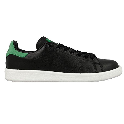 Adidas Originals Bb0009 Stan Smith Boost Black Black Green