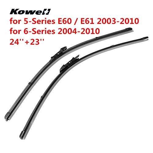 Automobiles & Motorcycles KOWELL Front Windshield Wiper Blades Refill Brushes for Car Janitors Windscreen Washer for