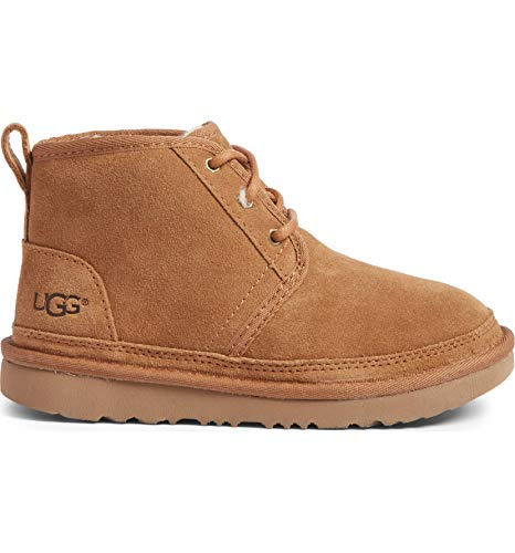 UGG Kids T Neumel II Fashion Boot, Chestnut, 9 M US Toddler]()