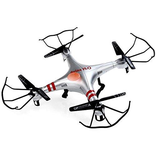GP - NextX H2O Aviax 2.4G 4CH 6-Axis 3D Eversion Waterproof Drone