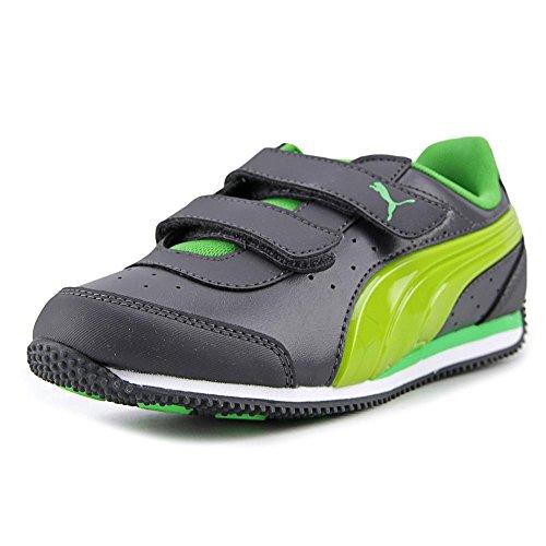 PUMA Kids Speed Lightup Power V PS Boat Shoe