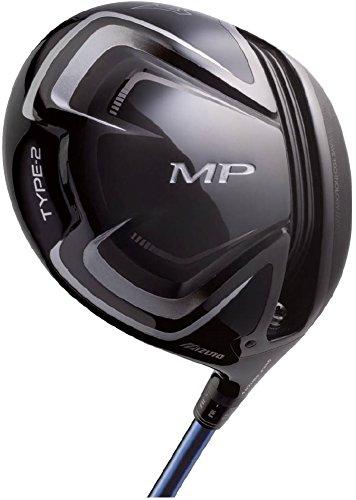 MIZUNO(ミズノ) ドライバー MP MP ドライバー タイプ2 TourAD IZ6 スチール メンズ 5KJTG63251 右 ADIZ ロフト角: 7.5~11.5度 番手: 1W フレックス:S B075S4ZMK6