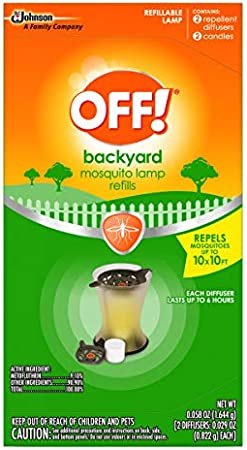 OFF! Mosquito Repellent Lamp