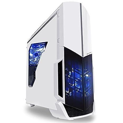 SkyTech Archangel GTX 750 Ti Gaming Computer Desktop PC FX-6300 3 50 GHz  6-Core, GTX 750 Ti 2GB, 8GB DDR3, 1TB HDD, 24X DVD, Wi-Fi USB, Windows 10  Pro