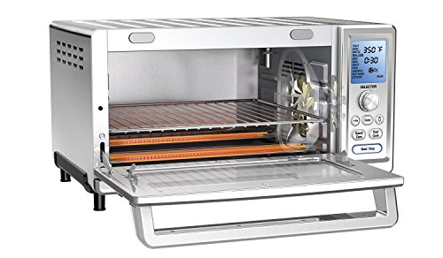 Cuisinart TOB-260N1 Chef's Convection Toaster Oven : Ink on Buttons Wears  Off Quickly