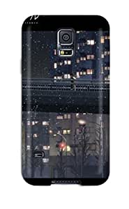 Durable 5 Centimeters Per Second Back Case/cover For Galaxy S5