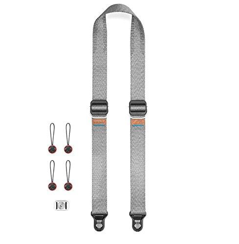 - Peak Design Slide Lite Camera Strap SLL-AS-3 (Ash)