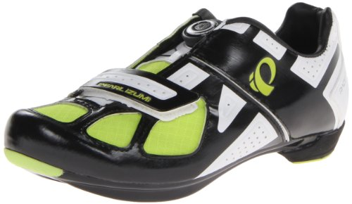 Image of Pearl Izumi - Ride Men's Race RD III Cycling Shoe,Black/White,39 EU/6.1 D US