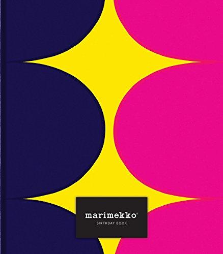 marimekko-birthday-book