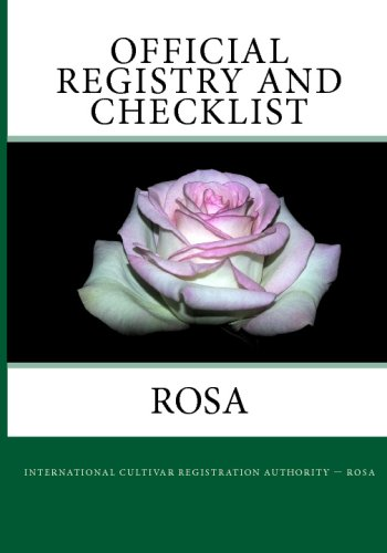 Read Online Official Registry And Checklist - Rosa PDF