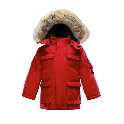 Triple F.A.T. Goose Kids Chenega Premium Down Jacket (5, - Magazine Of 2017 Gear Year Outside The