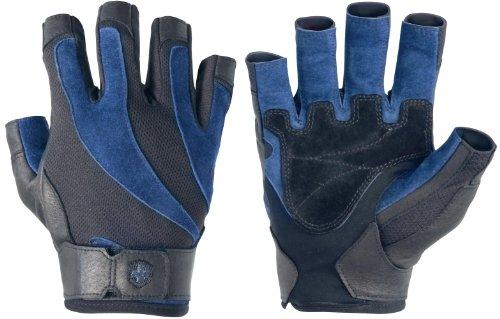 Harbinger BioFlex Gloves, X-Large, Blue