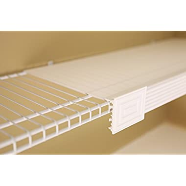 Help My Shelf Wire Shelf Cover and Liner Kit for 5 Shelves
