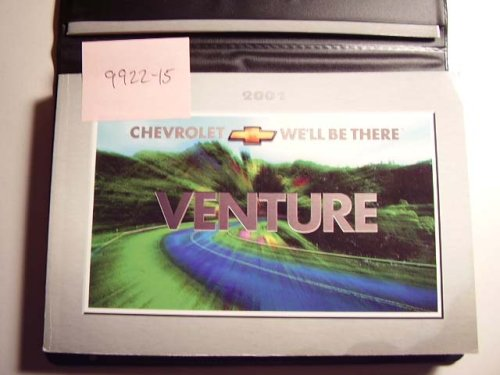 2001 Chevrolet Venture Owners Manual