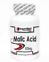 Malic Acid 825mg 100 Capsules ~ Renevitol