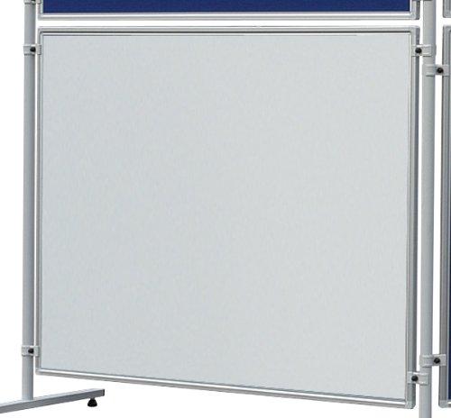 wei/ß Franken EL-UTS150 Magnetische Schreibtafel Eco 120 x 150 cm